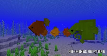 Скачать Abyssal Depths для Minecraft 1.16.5