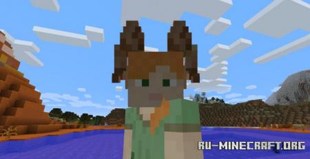 Скачать Hiraeth Spirits для Minecraft 1.12.2