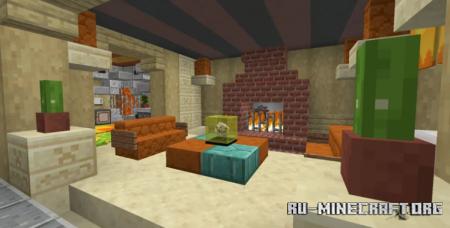 Скачать Interior Decorators Contest by Kord для Minecraft