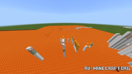 Скачать Parkour (Most Of It) для Minecraft PE