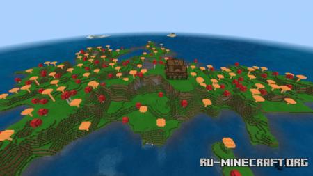 Скачать Mr. Greens Peaceful Spawn для Minecraft PE