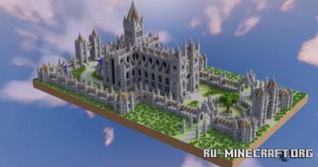 Скачать Large Cathedral by Aminto для Minecraft