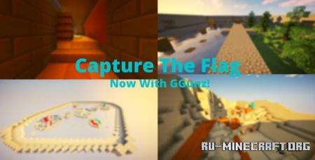 Скачать Capture The Flag 2 для Minecraft