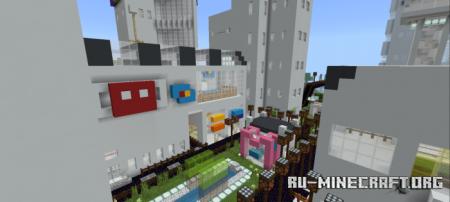 Скачать DomCity для Minecraft PE
