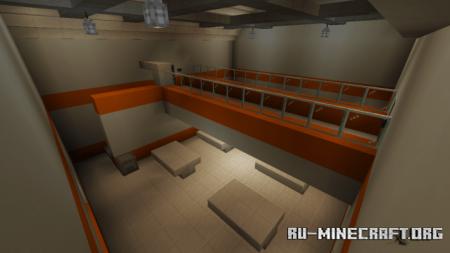 Скачать SCP Site 19 2004 для Minecraft PE