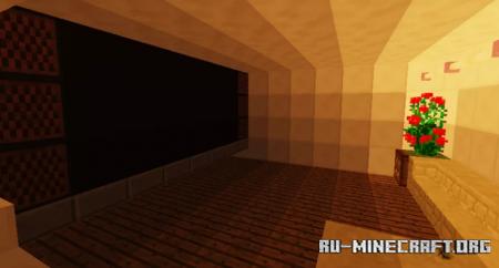 Скачать Modern Bunker by xXRayGunXx для Minecraft