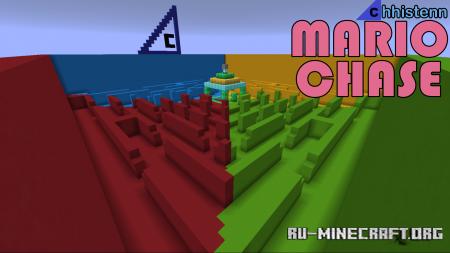 Скачать Mario Chase для Minecraft