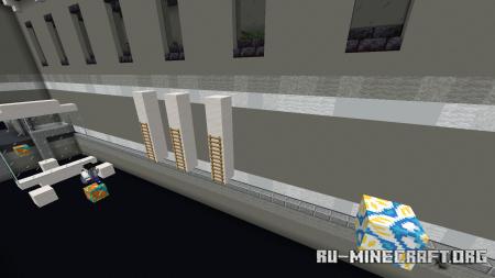 Скачать Double Jump by THEBLUEMAN003 для Minecraft