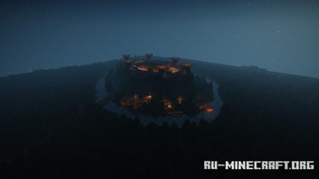 Скачать The Castle by LAJCIXEK для Minecraft