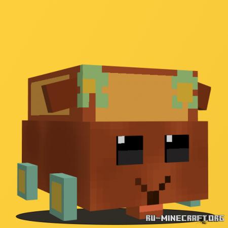 Скачать Pui Pui Molcar – Guinea Pig Cars для Minecraft PE 1.16