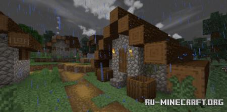 Скачать ENBS Shader v1.5 для Minecraft PE 1.16