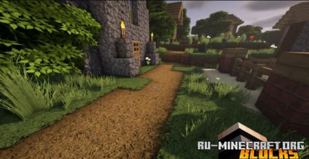 Скачать rotrBLOCKS [256x] для Minecraft 1.16