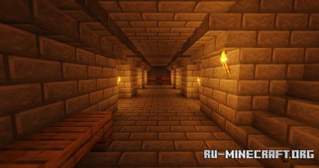 Скачать The Journey to Insanity для Minecraft