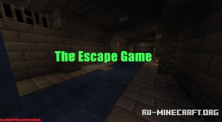 Скачать The Escape Game для Minecraft