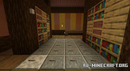 Скачать Franka33's Puzzle Challenge для Minecraft