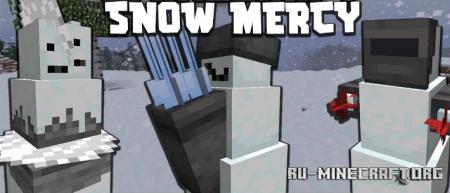 Скачать Snow Mercy для Minecraft 1.16.5