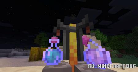 Скачать Visual Overhaul для Minecraft 1.16.5