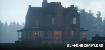 Скачать The Haunted House - Westfall Manor для Minecraft