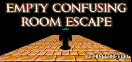 Скачать Empty Confusing Room Escape для Minecraft PE
