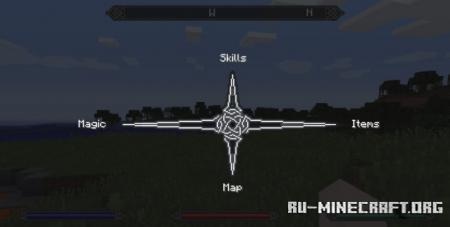Скачать The Ender Scrolls – SkyrimCraft для Minecraft 1.16.4