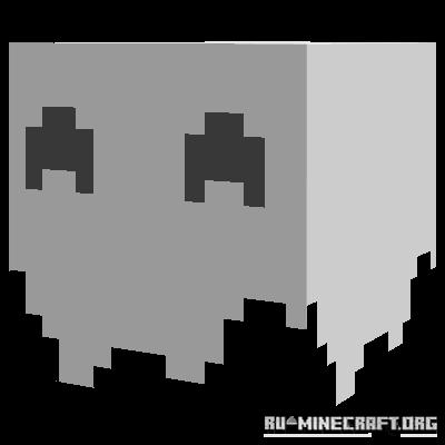 Скачать New Ghost Blocks для Minecraft 1.16.5