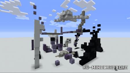 Скачать The Unremitting Room для Minecraft
