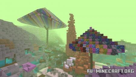 Скачать Infinity Survival для Minecraft