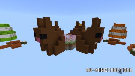 Скачать Easter Egg - Classic Skywars для Minecraft PE
