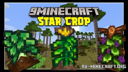 Скачать Star Crop для Minecraft 1.16.5
