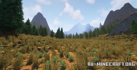 Скачать Glacial Pass by TheYawningPortal для Minecraft