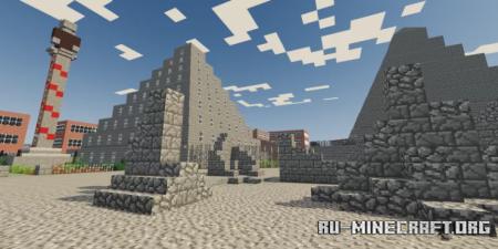 Скачать Airstrip One - Oceania - Nineteen Eighty-Four для Minecraft