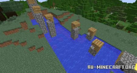 Скачать Parkur Hard by RankoRD2 для Minecraft