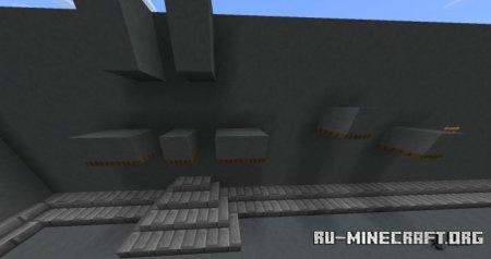 Скачать Tropical Parkour by Cloaktraw для Minecraft PE