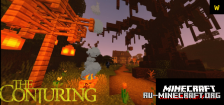 Скачать The Conjuring: Expedient Warren для Minecraft PE