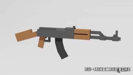 Скачать Absolute Guns 3D для Minecraft PE 1.16