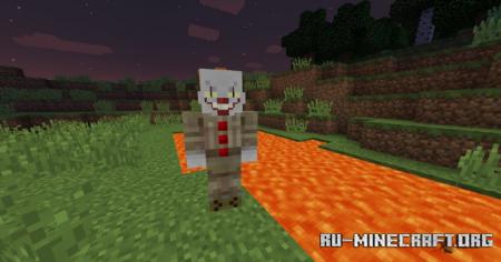 Скачать Horror Movie Monsters для Minecraft 1.16.5