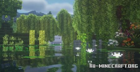 Скачать Nixa Town для Minecraft