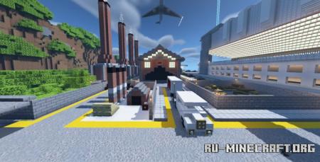 Скачать Millennium City by iMassiveStrike для Minecraft