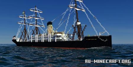 Скачать SS Le Camembert by CronosDarth для Minecraft