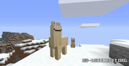 Скачать The .__. для Minecraft 1.16