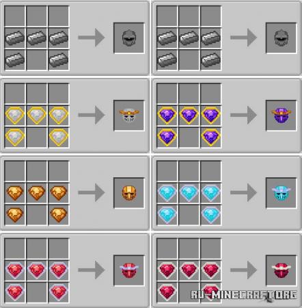 Скачать Ancient Gems для Minecraft 1.16.5
