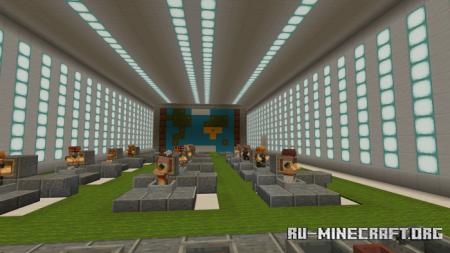 Скачать NBS Adventure для Minecraft PE
