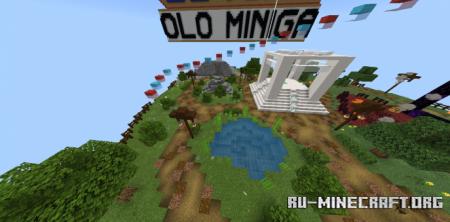 Скачать JetCraft Solo Minigames для Minecraft PE