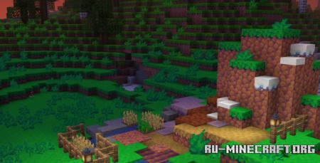 Скачать Cuboids для Minecraft 1.16