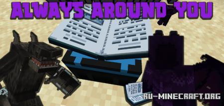 Скачать Always Around You для Minecraft 1.16.5
