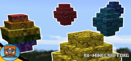 Скачать Easter Eggs by ForgeLogical для Minecraft PE 1.16