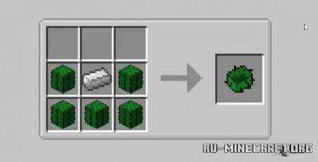 Скачать The Cactus для Minecraft 1.16.5