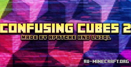 Скачать Confusing Cubes 2 для Minecraft