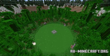Скачать Sanctum by Delta889 для Minecraft
