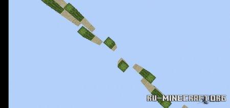 Скачать Parkour (Skyblock Theme) для Minecraft PE